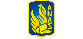 Logo azienda ANAS SPA
