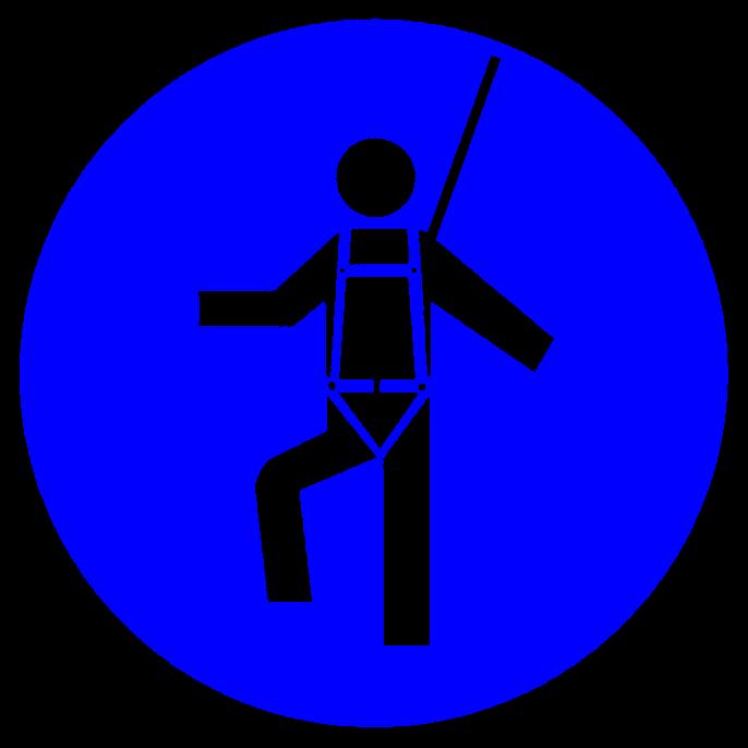 Icona corsi addetti all'uso di dispositivi protezione individuale terza categoria