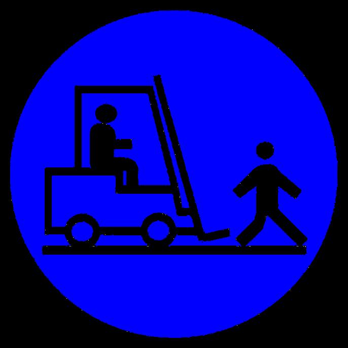 Icona corso addetti uso carrelli elevatori