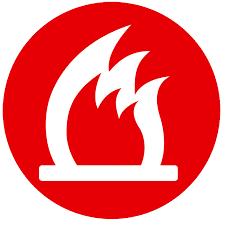 Icona dei corsi antincendio