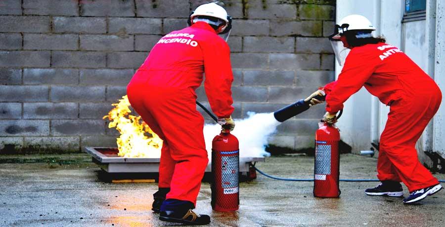 Situazioni pratiche corso antincendio