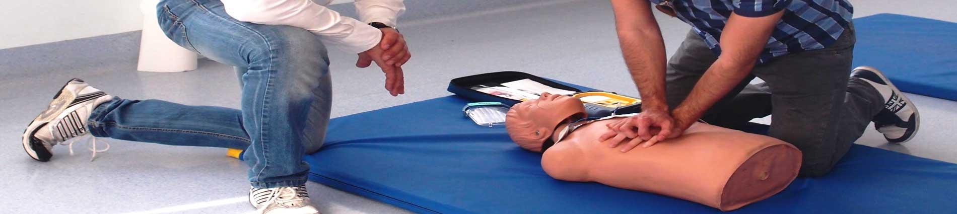Immagine principale pagina corsi primo soccorso
